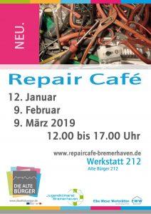 Repair Cafe @ Quartiersmeisterei